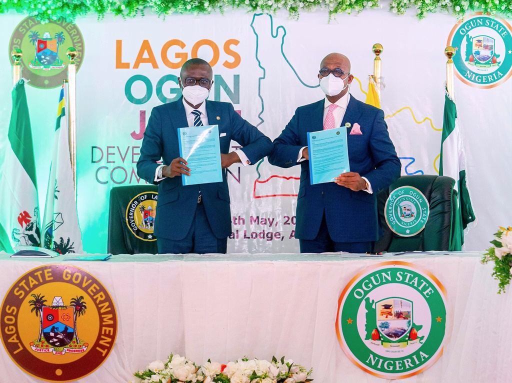 Lagos And Ogun