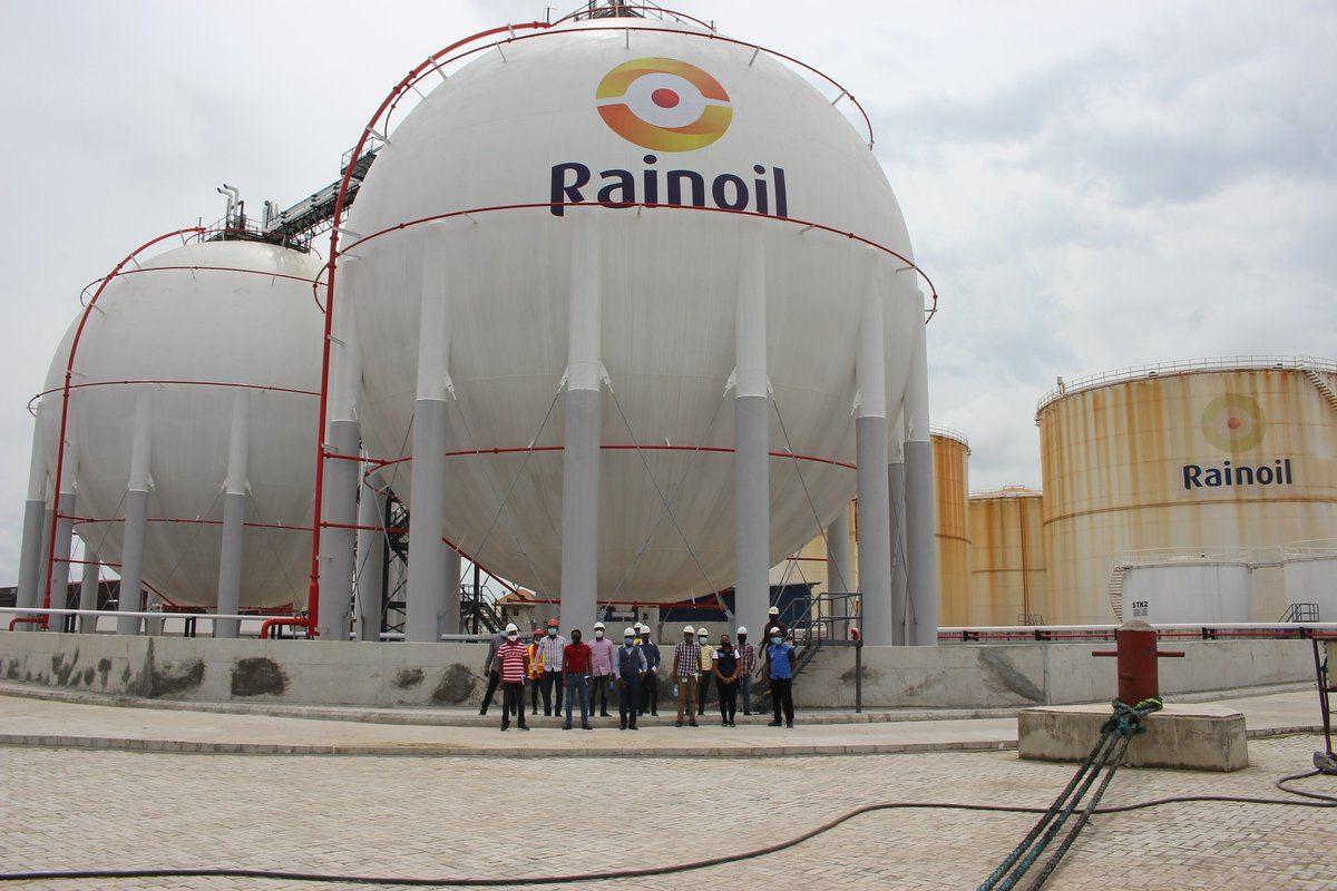 Rainoil Clarifies